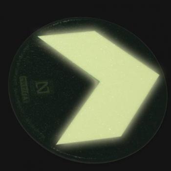 Círculo fotoluminiscente...042