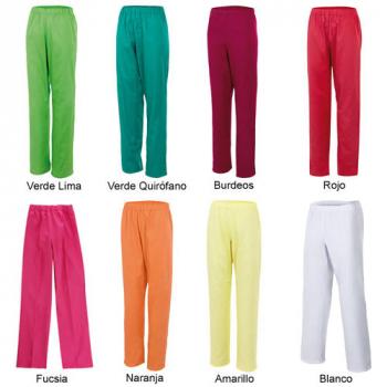 Pantalón pijama sanitario (varios colores)162