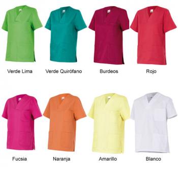 Chaqueta pijama sanitaria (Varios colores)166