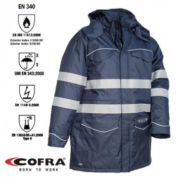 Parka Cofra multiprotección282