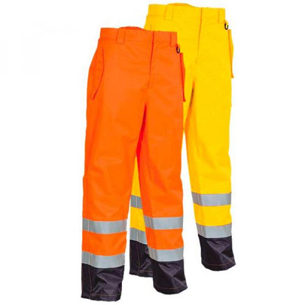 Pantalón Cofra multiprotección + alta visibilidad