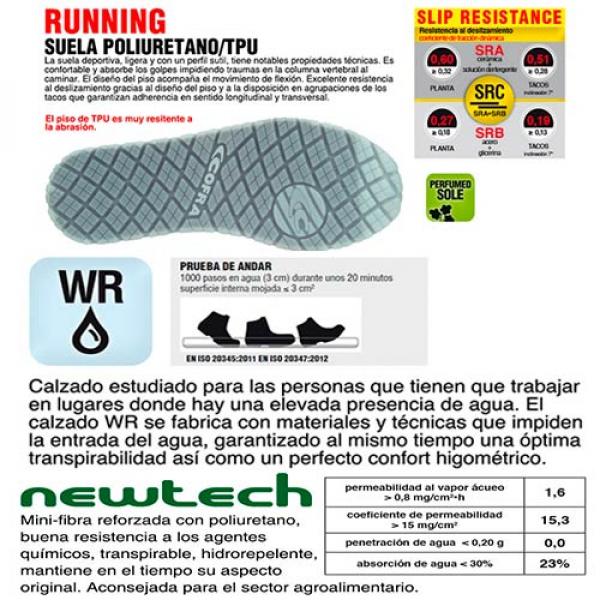 Zapato Cofra Galetti Gore-Tex S3 WR SRC