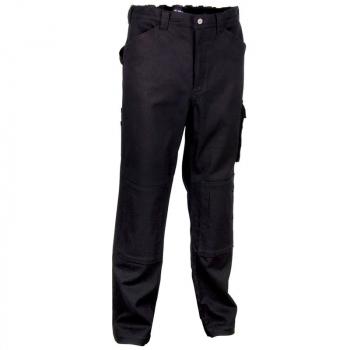 Pantalón multibolsillos Cofra Rabat negro