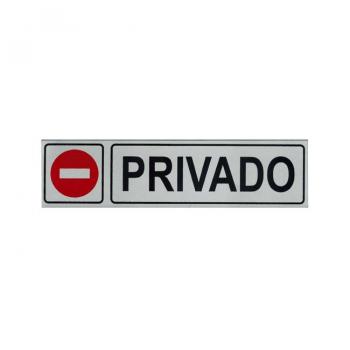 Señal informativa Privado