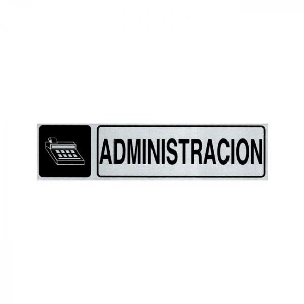 Señal informativa Administración