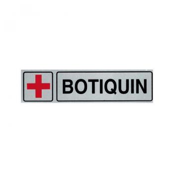 Señal informativa Botiquín