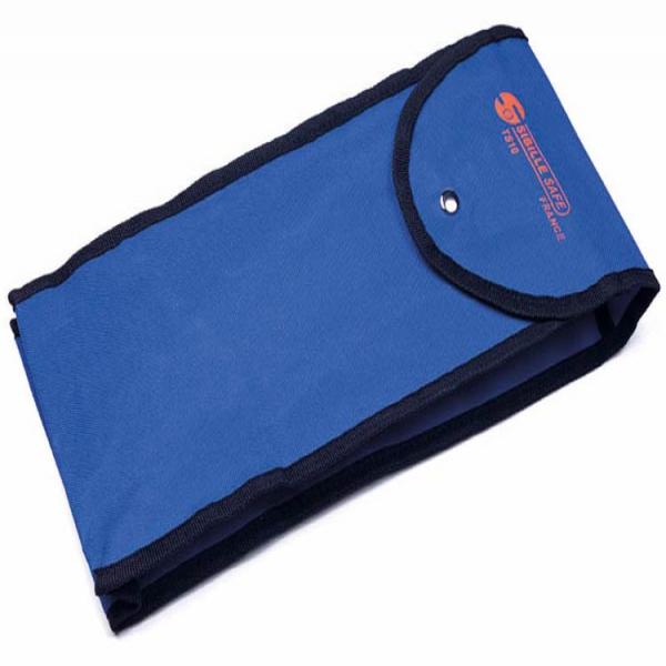Bolsa para guardar guantes dieléctrios