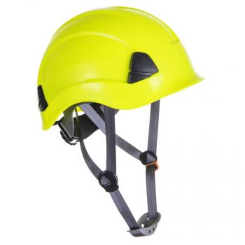 Casco para trabajos verticales amarillo573