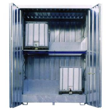 Caseta exterior gran capacidad (3x1,7x3,9m)