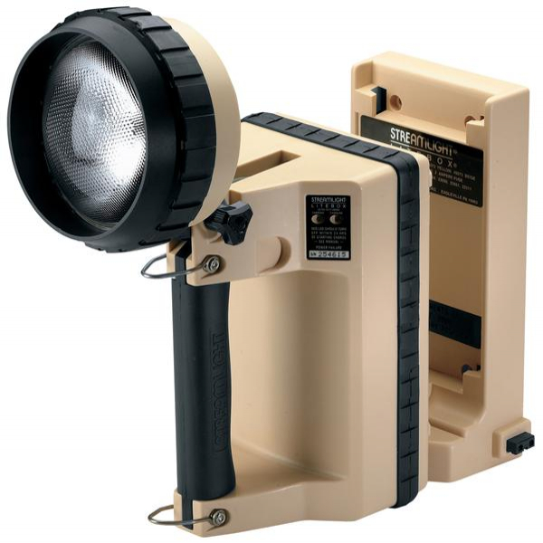 Linterna LITEBOX portátil (Beige)