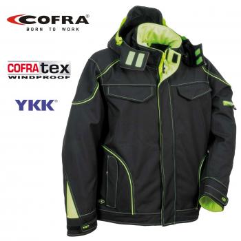 Pantalón vaquero y softshell Cofra793