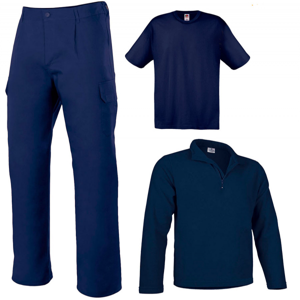 Conjunto ropa de trabajo económico