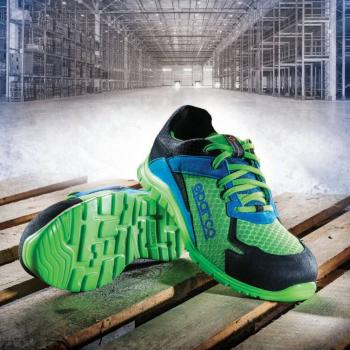 Zapato Sparco Practice fluor853