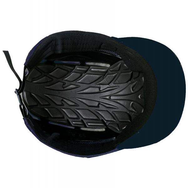 Gorra de seguridad antigolpes transpirable