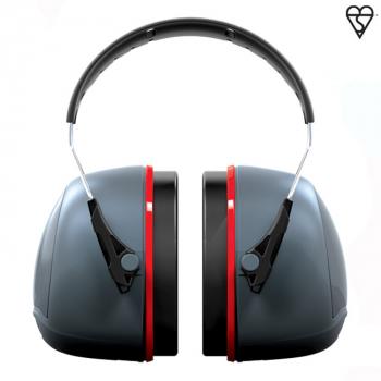 Auriculares de protección auditiva JSP Sonis 3 con los más altos niveles de atenuación del mercado.