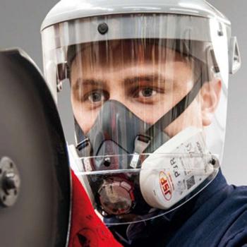 Semimáscara respiratoria JSP Force 8972
