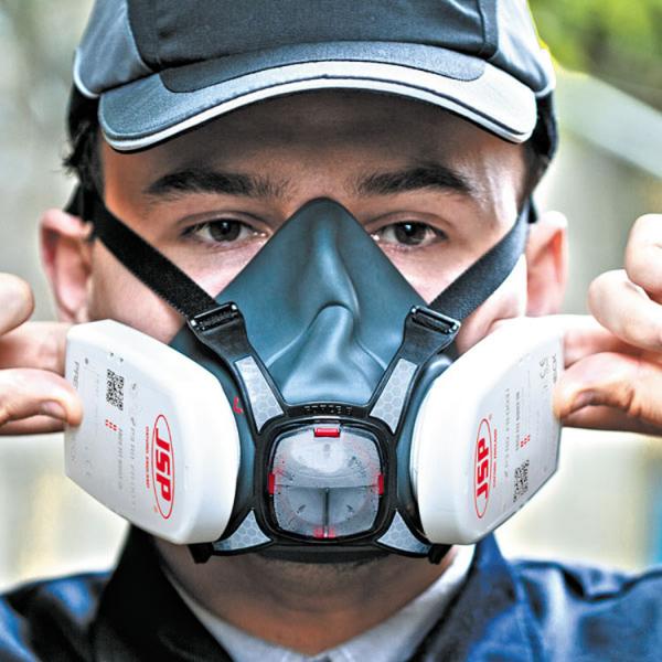 Semimáscara respiratoria JSP Force 8