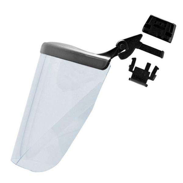 Pantalla facial JSP para casco de seguridad
