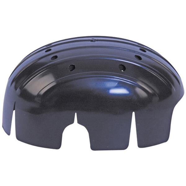 Gorra de seguridad JSP visera micro negra y gris