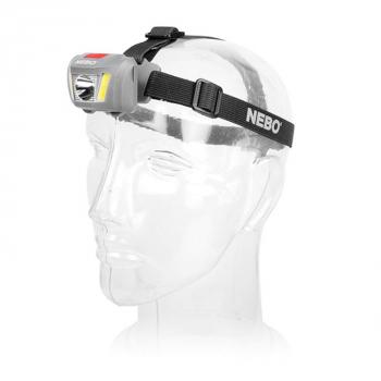 Linterna de cabeza NEBO Duo 250 Lumens031