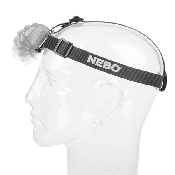 Linterna de cabeza NEBO Duo 250 Lumens