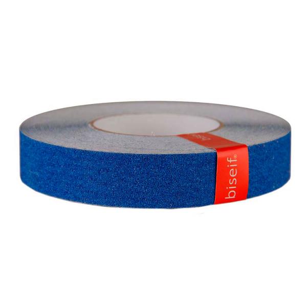 Cinta antideslizante azul 25mm x 18,3m