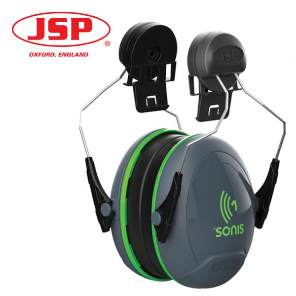 Protector auditivo JSP Sonis 1 para casco (SNR=26dB)