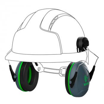 Protector auditivo JSP Sonis 1 para casco...060