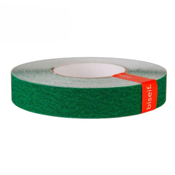 Cinta antideslizante verde 25mm x 18,3m