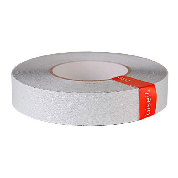 Antideslizante no abrasivo transparente 25mm x 18,3m