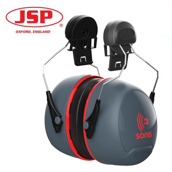Protector auditivo JSP Sonis 3 para casco (SNR=36dB)