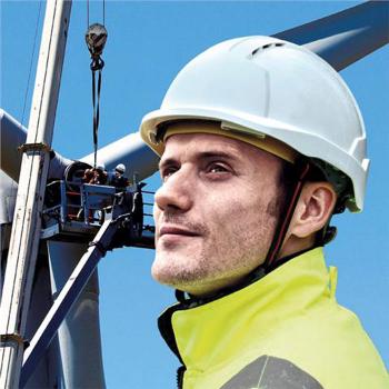 Casco JSP EVOLite Skyworker personalizado (A...205