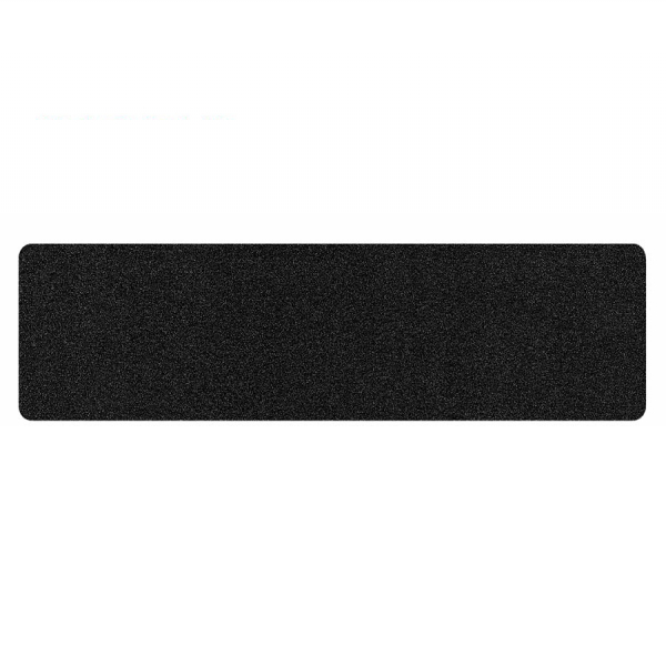 Rectángulo antideslizante negro 150x610mm