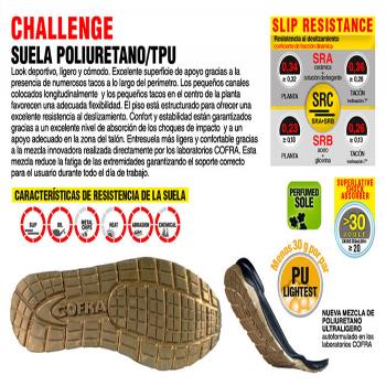 Zapato Cofra Extratime S3 SRC307