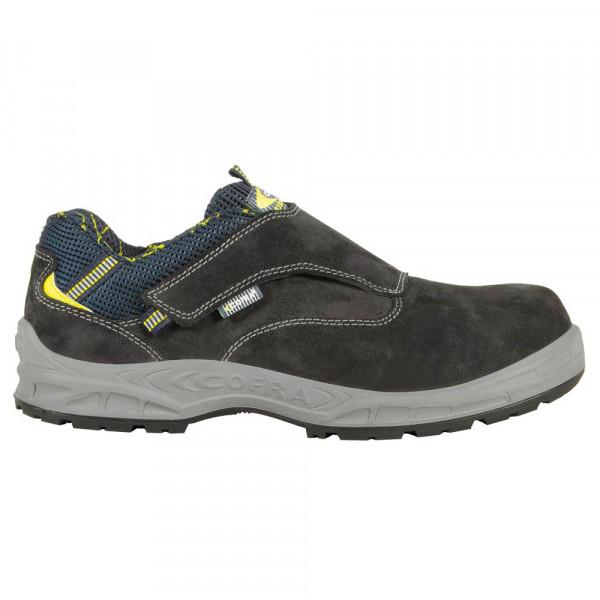 Zapato Cofra Gubbio S3 cierre velcro