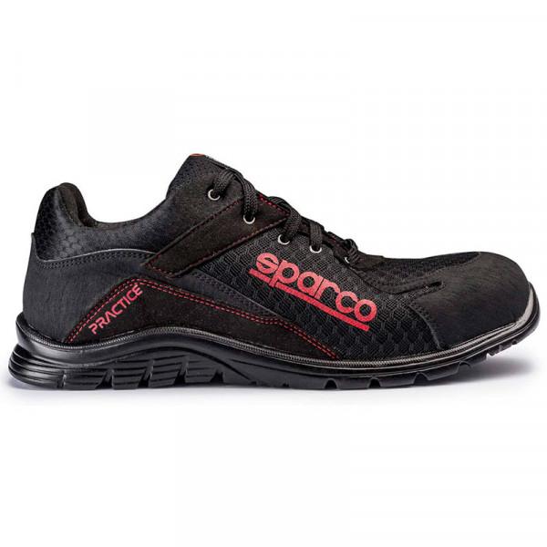 Zapato Sparco Practice negra