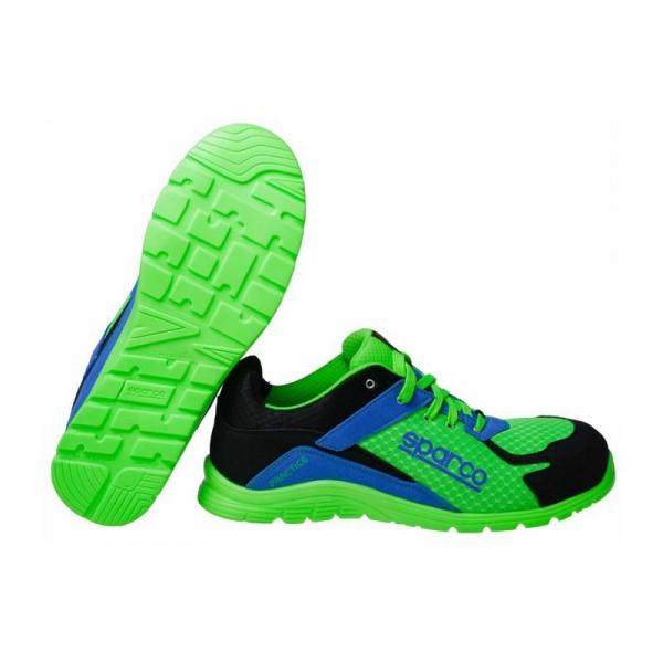 Zapato Sparco Practice fluor