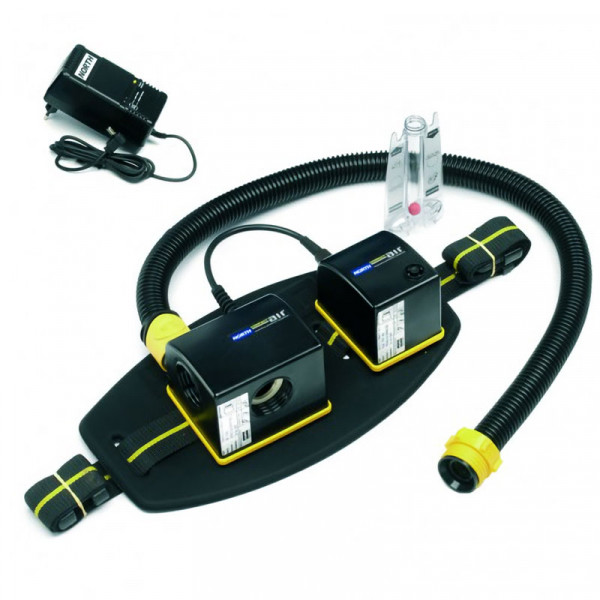 Equipo autónomo de filtrado de aire