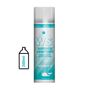 Spray higienizante viricida...