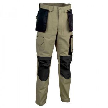 Pantalón Cofra 100% algodón canvas
