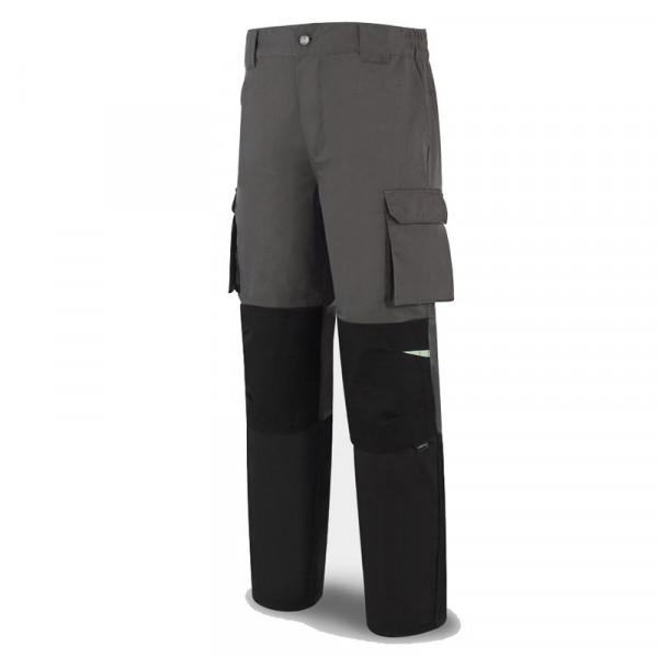Pantalón multibolsillos rodilleras y culera reforzadas