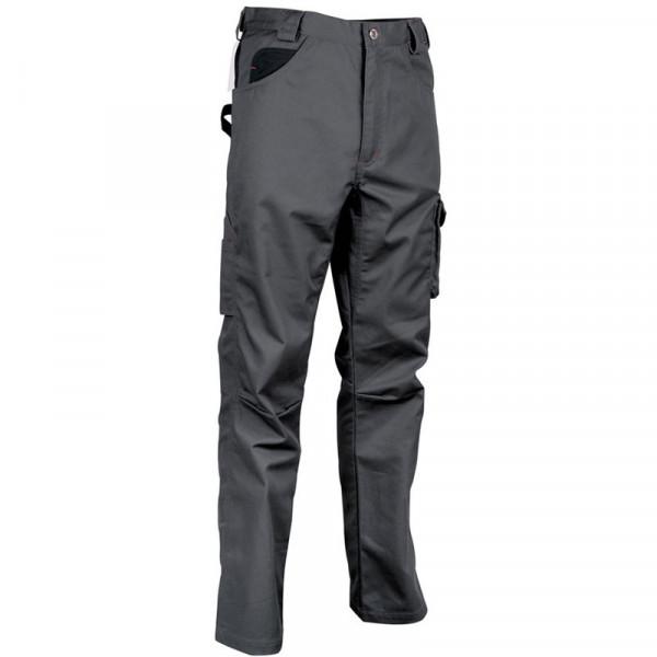 Pantalón Cofra Drill gris