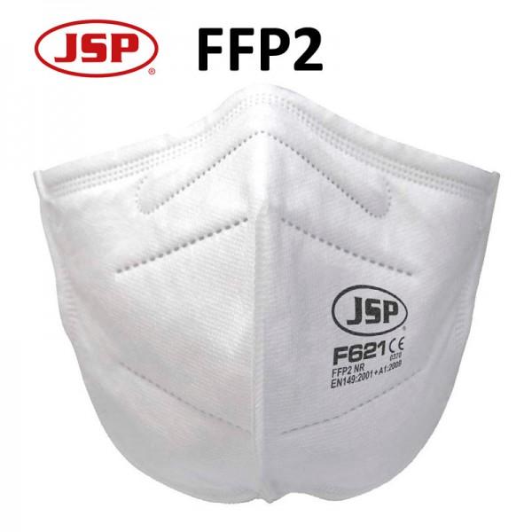 Mascarilla JSP F621 FFP2 sujeción cabeza (caja 40uds)