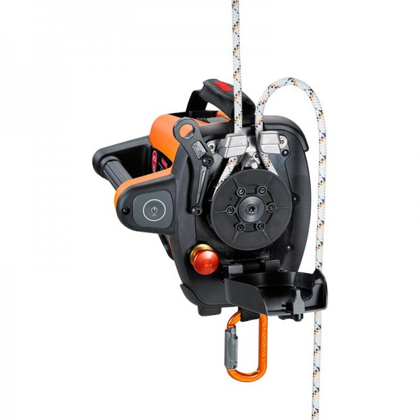 Control remoto para el izado de cargas o para rescate.