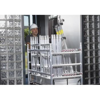 Andamio móvil de aluminio MiTower Plus (Varias...147