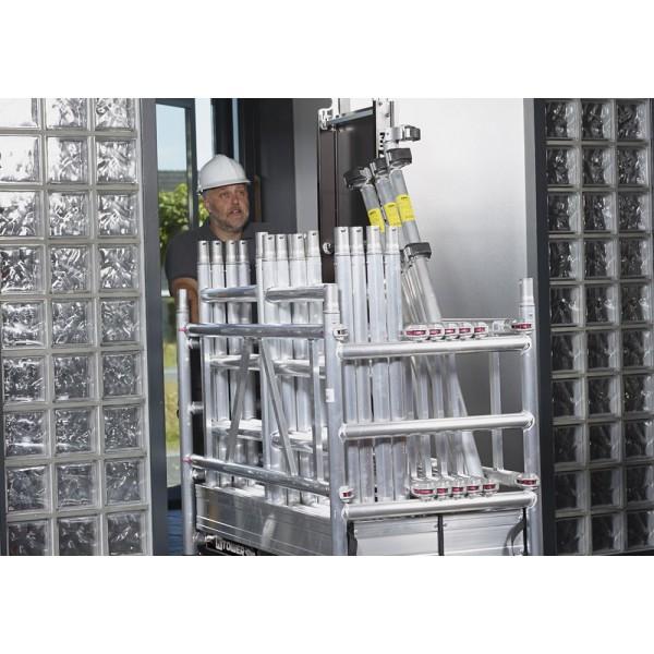 Andamio móvil de aluminio MiTower Plus (Varias medidas)