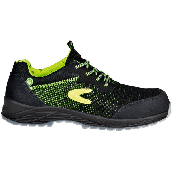 Zapato Cofra Karma Yellow ESD S3 SRC