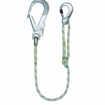 Cuerda regulable con gancho gran apertura220