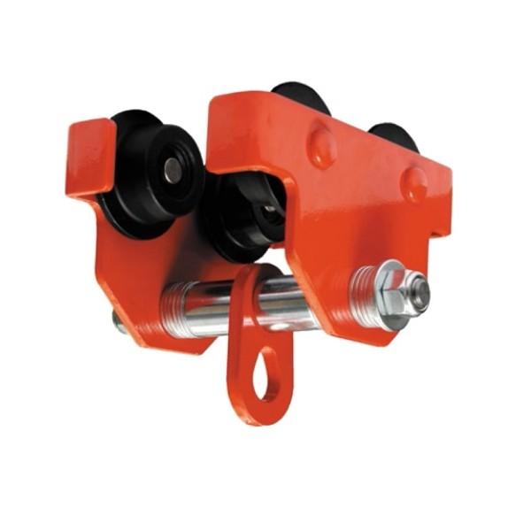 Punto de anclaje móvil para vigas y  trabajos verticales donde sea necesaria una protección anticaídas móvil.