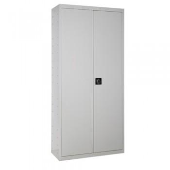 Mueble fabricado en acero laminado frío de 0,8 mm de espesor. Ideal para guardar documentación o material informativo sensible.